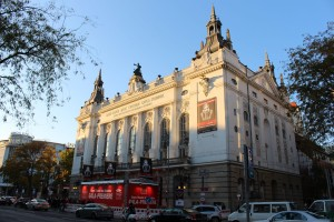 Theater des Westens  Copyright: Thomas Leupold
