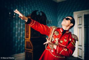 Alexander Kerbst als Falco (c) Marcel Klette